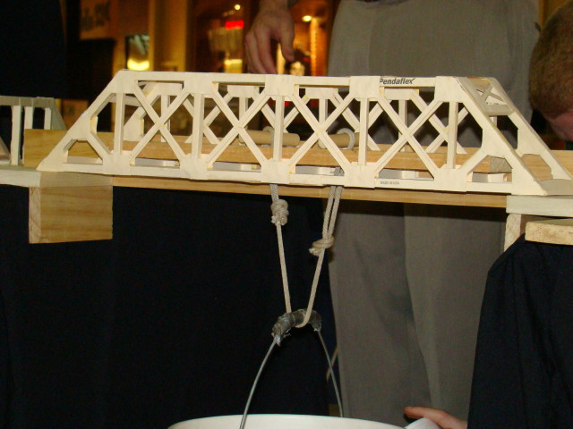 The bridge that won the competition.