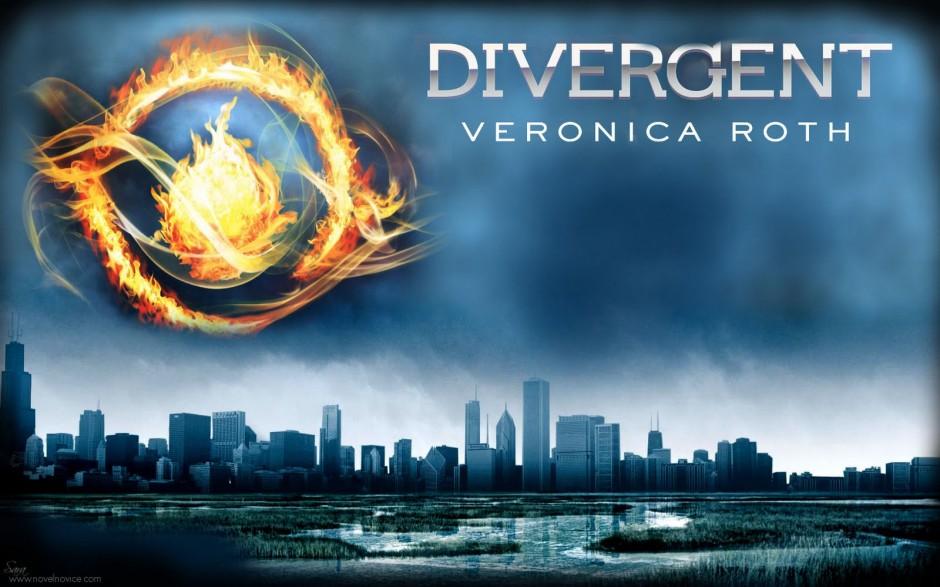 Divergent Back Cover D...