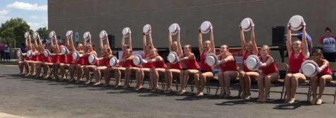 Jacksonville High School Cheer begins new cheer season