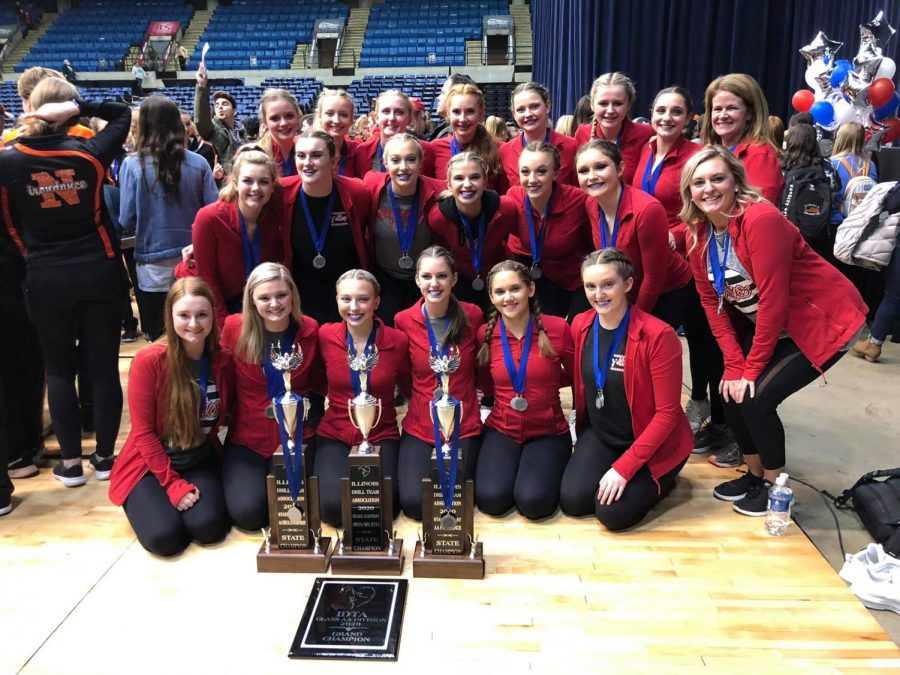 Jacksonville brings home state titles