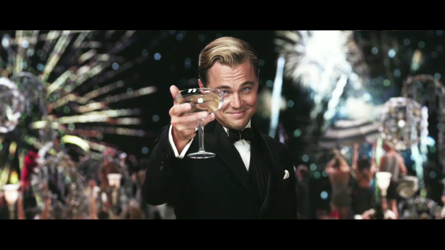 A Great Gatsby (warning: spoilers ahead)