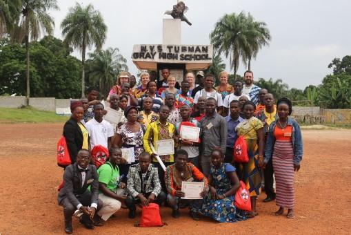 Teacher shares her love of teaching across the globe
